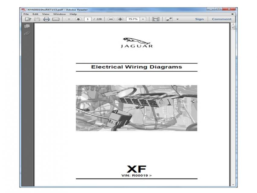 wiring diagram for jaguar xf | jaguar forum  jaginfo.org